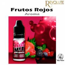 Fruits Rouges AROMA 10ml - Revolute