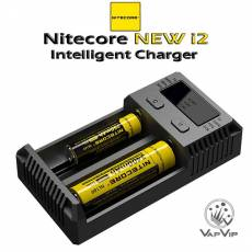 Nitecore NEW i2 Intellicharger Cargador de Baterias Universal