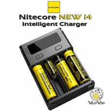 Nitecore NEW i4 Intellicharger Cargador de Baterias Universal
