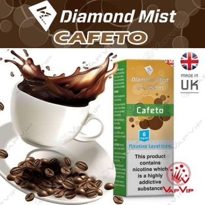 CAFETO E-liquid 10ml - Diamond Mist