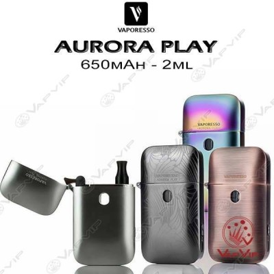 AURORA PLAY Pod 650mAh Kit - Vaporesso