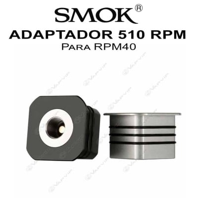 510 Adapter SMOK RPM40 Pod - Smok
