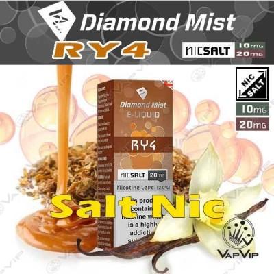 Nic Salt RY4 Nicotine salts Eliquid 10ml - Diamond Mist