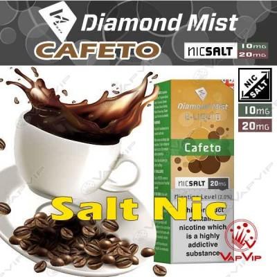 Nic Salt CAFETO Nicotine salts Eliquid 10ml - Diamond Mist