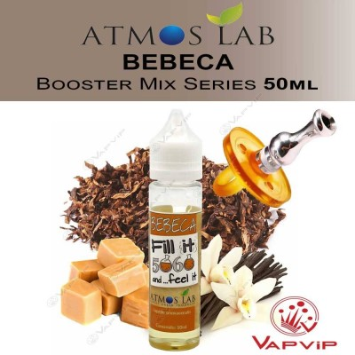 BEBECA Eliquid 50ml (BOOSTER) - AtmosLab