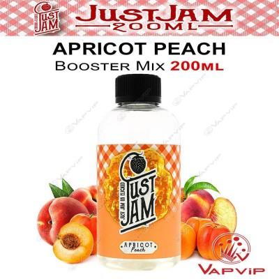 APRICOT PEACH Jam Eliquid 200ml (BOOSTER) - Just Jam