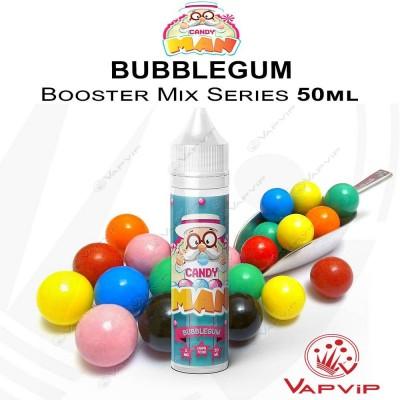 BUBBLEGUM E-liquid 50ml (BOOSTER) - Candy Man