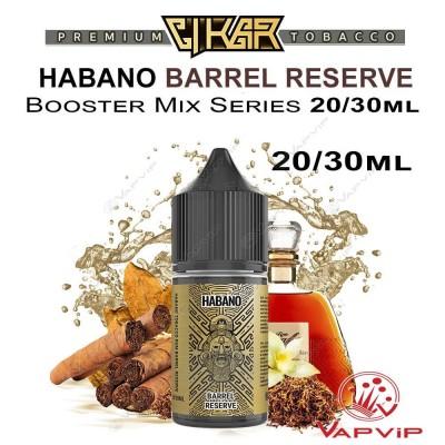 HABANO BARREL RESERVE 20/30ml E-liquid - CIKAR