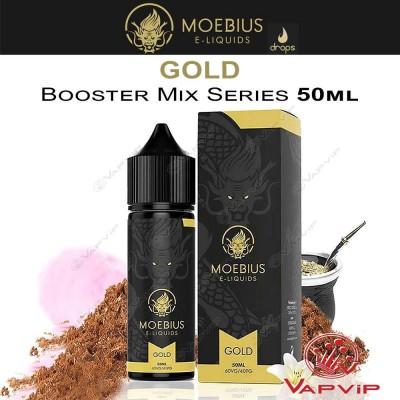 Moebius GOLD eliquid 50ml (BOOSTER) - Drops