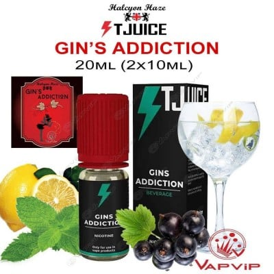 Gin's Addiction - Halcyon Haze buy Spain