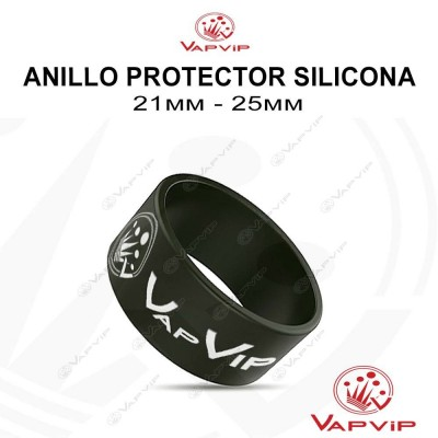 Silicone Protector Ring Atomizers 21-25mm