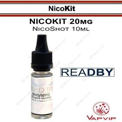 NicoKit: ReaDIY 10ml 20mg/ml Nico-Booster