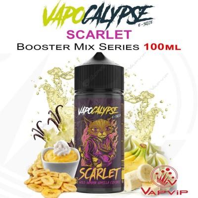 SCARLET Eliquid 100ML (BOOSTER) - Vapocalypse e-juice