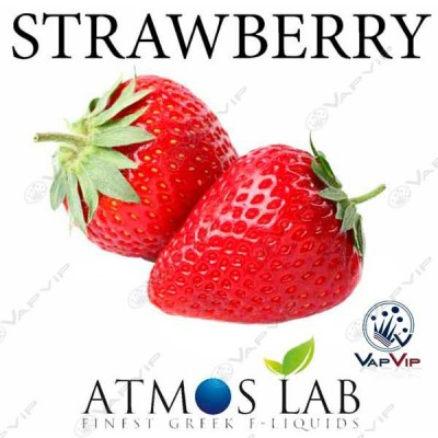 Flavor STRAWBERRY Concentrate - Atmos Lab