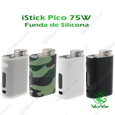 iStick Pico 75W: Funda de Silicona en España
