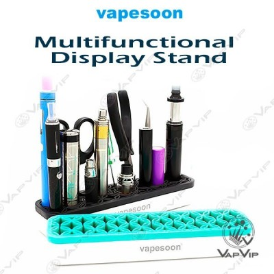 Multifunctional Display Stand by Vapesoon