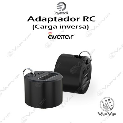 RC Adapter Reverse Charging - Avatar by Joyetech