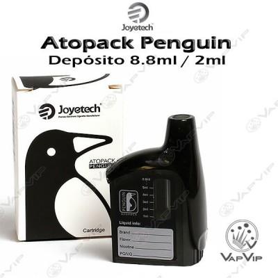 Depósito de Repuesto Atopack PENGUIN 8.8ml y 2ml by Joyetech