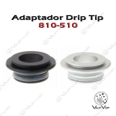 Adaptador Drip Tip 810 a 510