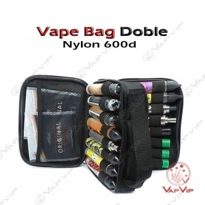 Vape Bag: Vaping Double Bag