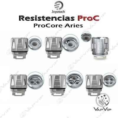 Resistencias ProC - ProCore Aries by Joyetech
