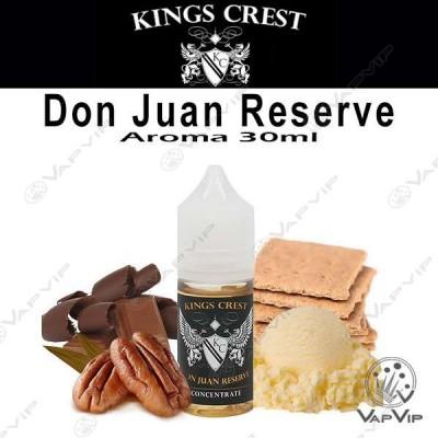 Don Juan Reserve AROMA 30ml - Kings Crest