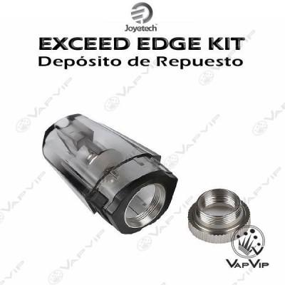 EXCEED EDGE KIT: Deposito-Cartucho de Repuesto - Joyetech