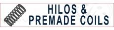 Premade Coils, Hilos DIY
