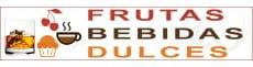 Frutas, Bebidas y Dulces