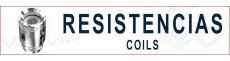 Resistencias, coils y cabezales