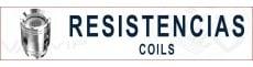 Resistencias y accesorios