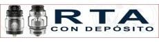 RTA (Rebuildable Tank Atomizers)