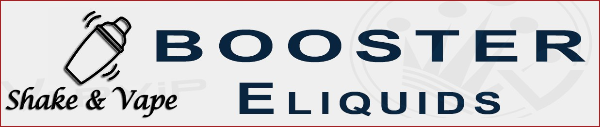 BOOSTER e-liquids