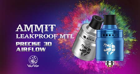 AMMIT MTL RDA by Greekvape to buy in Europe and Spain
