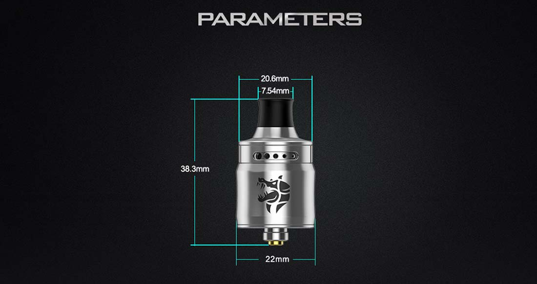 AMMIT MTL RDA by Geekvape to buy in Europe and Spain