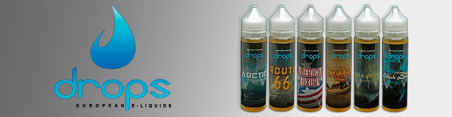 Drops E-liquids BOOSTER buy in Spain