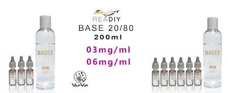 READIY bases y aromas en España