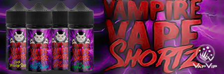 E-liquid Cool Slush 50ML (BOOSTER) - Vampire Vape in Spain