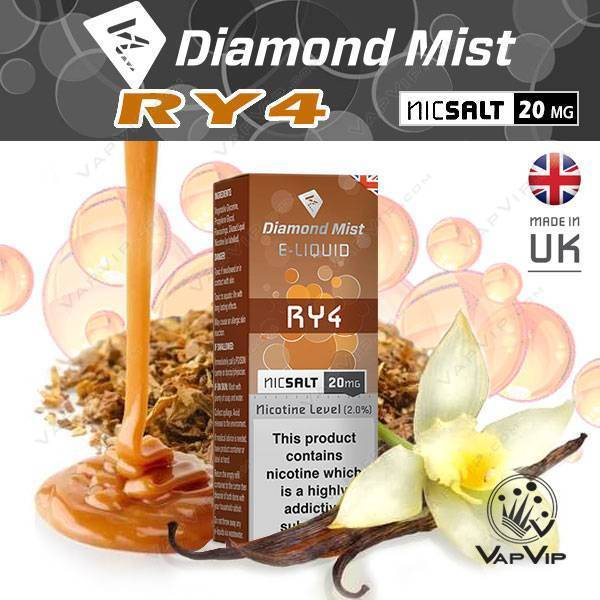 RY4 - Diamond Mist