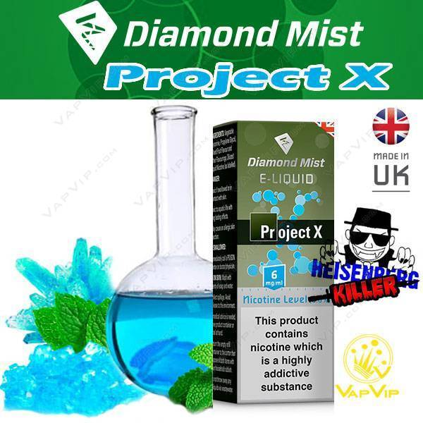 Project X - Diamond Mist