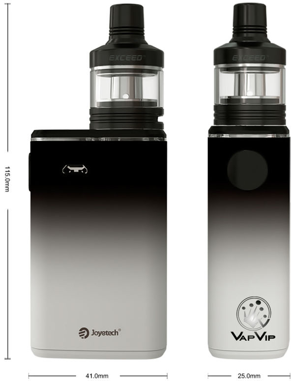 EXCEED BOX Kit 3000mAh +  EXCEED D22C by Joyetech comprar en España