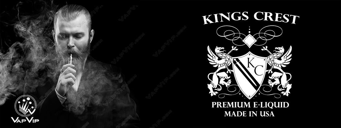 BLUEBERRY DUCHES E-liquido 50 ml - KINGS CREST in Spain