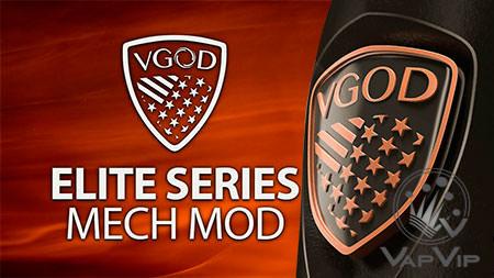 VGOD Elite Series Mech MOD Mecánico Original: comprar en España
