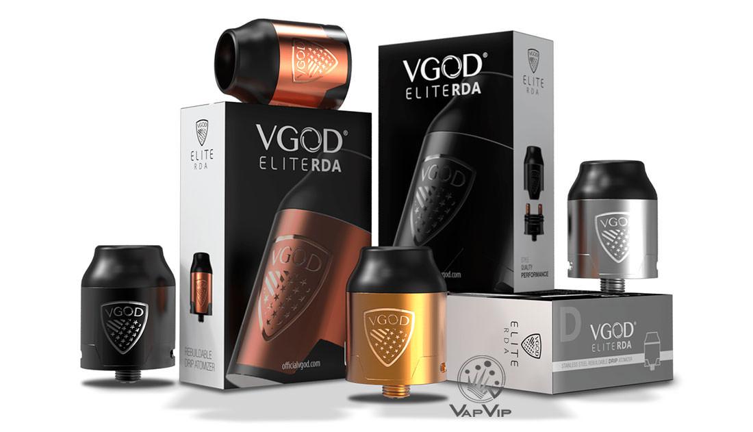 VGOD ELITE RDA Atomizador Original: comprar en España