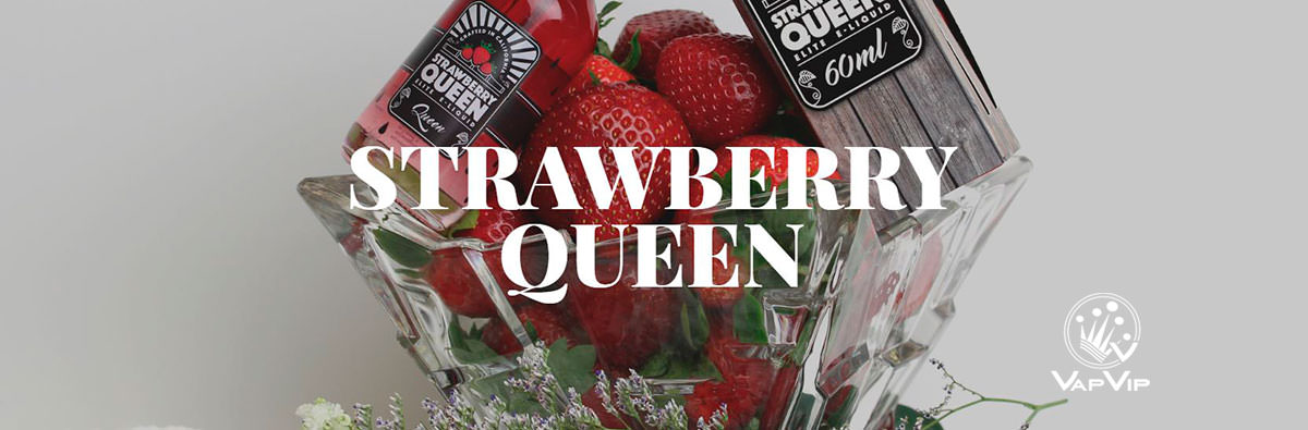 E-liquido BOOSTER -Strawberry Queen en España