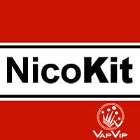 NicoKit Booster Nicotine. Distributor and online sale in Spain and Europe.