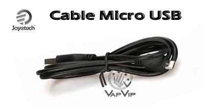 Cable Micro USB de Joyetech original comprar España