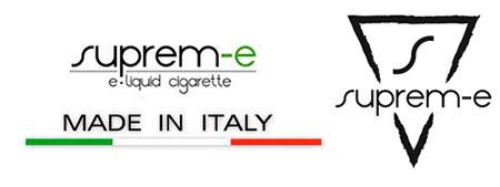Suprem-e e-liquid Premium Spain Italy