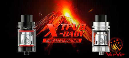 TFV8 X-Baby 4ml Smok comprar España