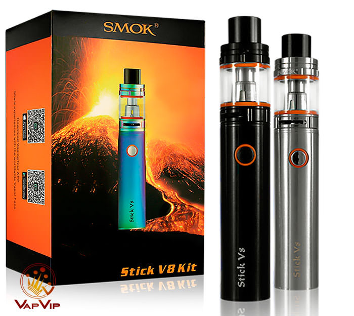 STICK V8 KIT - TFV8 Big Baby Beast + 3000mAh Full Kit by Smok comprar en España
